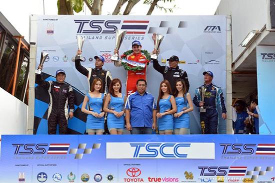 Thailand Super Car Class 1