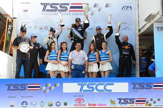 Thailand Super Car Class1 สนาม 4