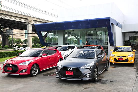 ตะลุยแดนอารยธรรมกัมพูชากับ Hyundai Veloster