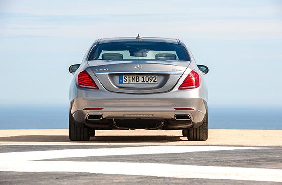 new Mercedes-Benz S-Class S400 HYBRID AMG Premium