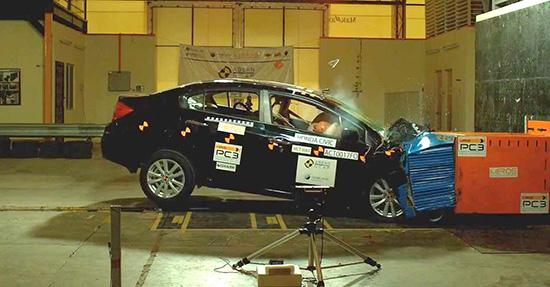 ฮอนด้า ซีวิคคว้าความปลอดภัยระดับ 5 ดาว จาก ASEAN NCAP
