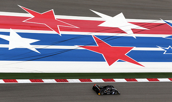 Tor Graves FIA World Endurance Championship 2013