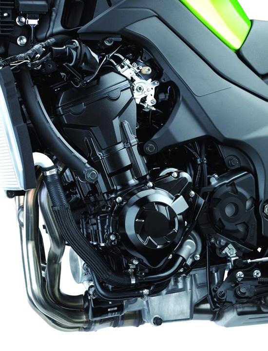Kawasaki Ninja1000 (Kawasaki Z1000SX)  MY 2014