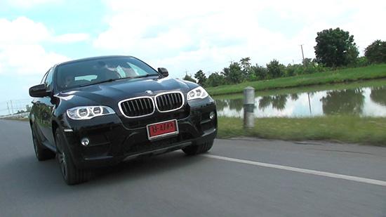 ทดสอบรถ BMW X6 xDrive30d