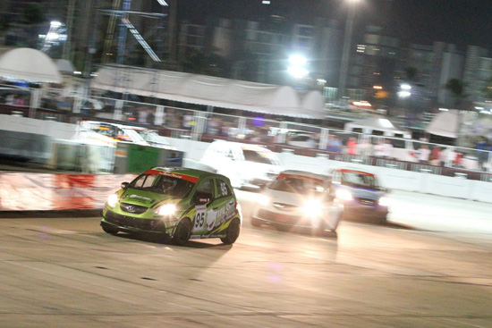 Honda Day Live Night Race: The Battle Town