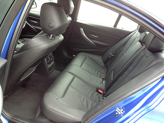 ทดสอบรถ BMW ActiveHybrid 3