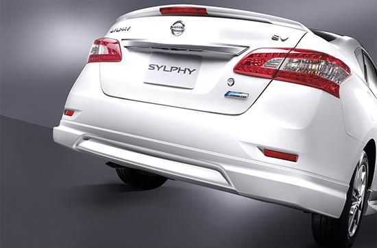 นิสสัน ซิลฟี 1.6SV Nissan Sylphy 1.6SV