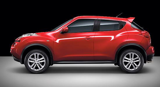 Nissan JUKE นิสสัน จู๊ค