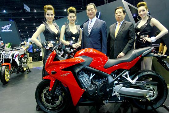 Honda bigwing �Դ��� CTX700N - CBR650F - CB650F