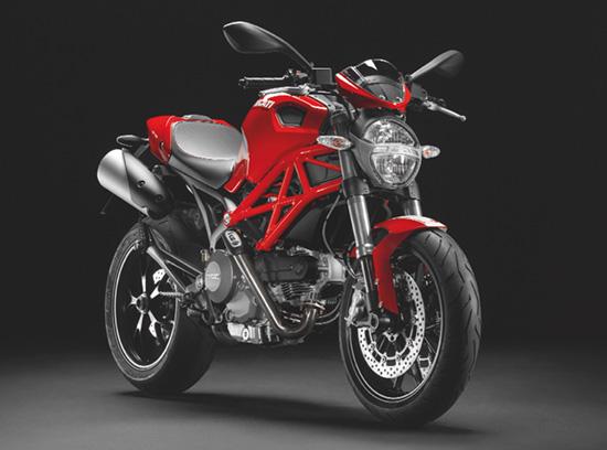 Ducati Monster 796 ABS Corse Stripe