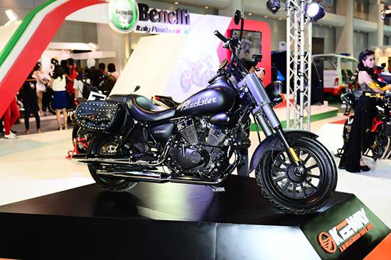 แคมเปญโปรโมชั่น MotorExpo 2013 : Benelli & Keeway