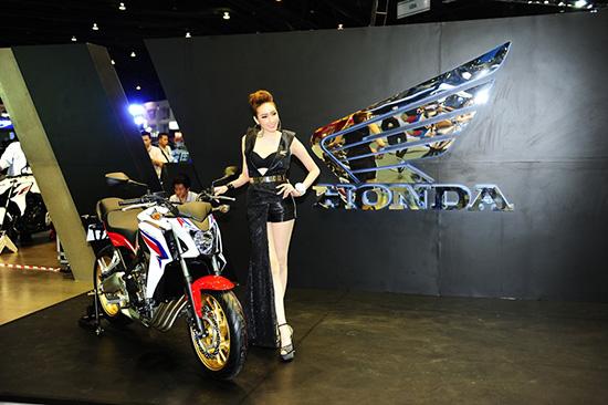 แคมเปญโปรโมชั่น MotorExpo 2013 : Honda Bigwing