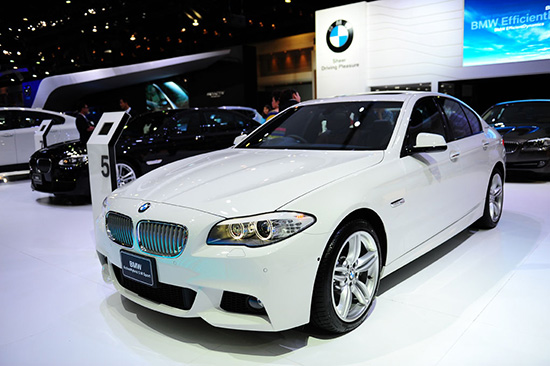 แคมเปญโปรโมชั่น MotorExpo 2013 : BMW