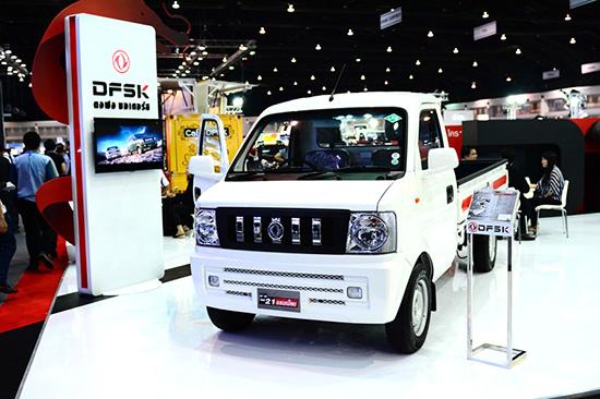 แคมเปญโปรโมชั่น MotorExpo 2013 : DFSK (ตงฟง)