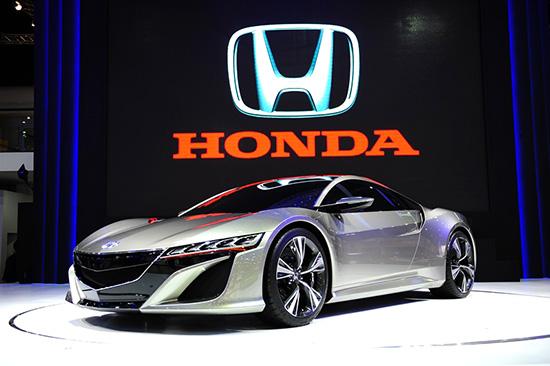 แคมเปญโปรโมชั่น MotorExpo 2013 : Honda