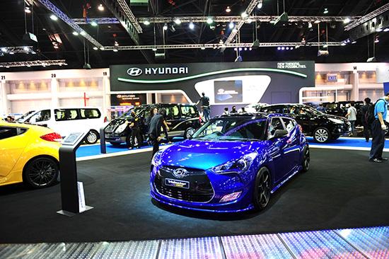 แคมเปญโปรโมชั่น MotorExpo 2013 : Hyundai