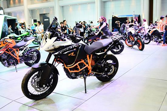 แคมเปญโปรโมชั่น MotorExpo 2013 : KTM