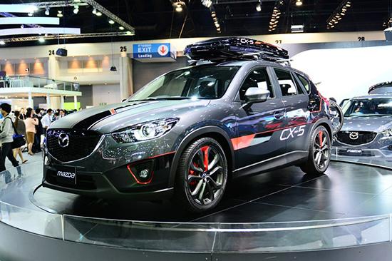 แคมเปญโปรโมชั่น MotorExpo 2013 : Mazda
