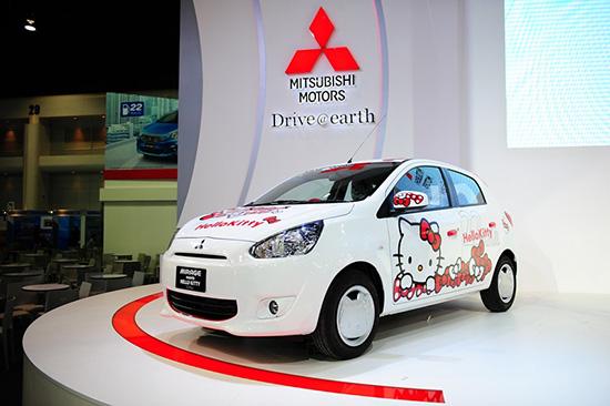 แคมเปญโปรโมชั่น MotorExpo 2013 : MITSUBISHI