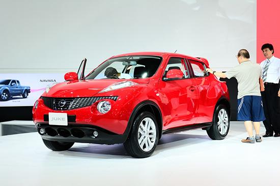 แคมเปญโปรโมชั่น MotorExpo 2013 : Nissan
