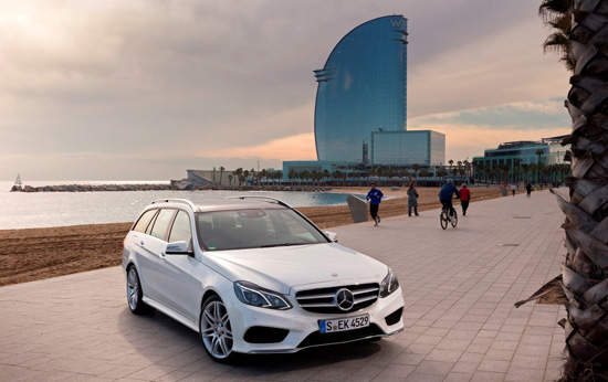 E 300 BlueTEC HYBRID Estate AMG Dynamic