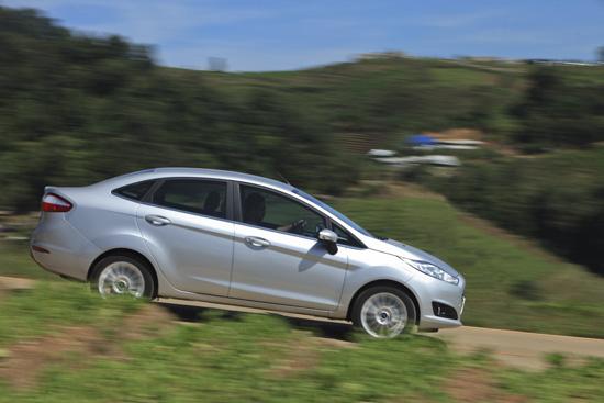 ทดสอบรถ Ford Fiesta EcoBoost