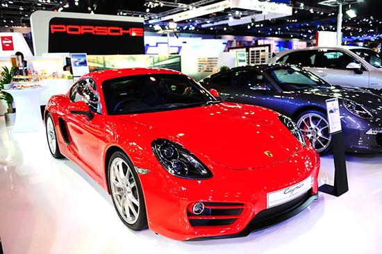 Porsche Motorexpo 2013