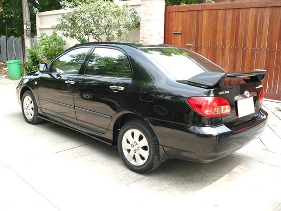 Toyota Corolla Altis 1.6G ปี 2006