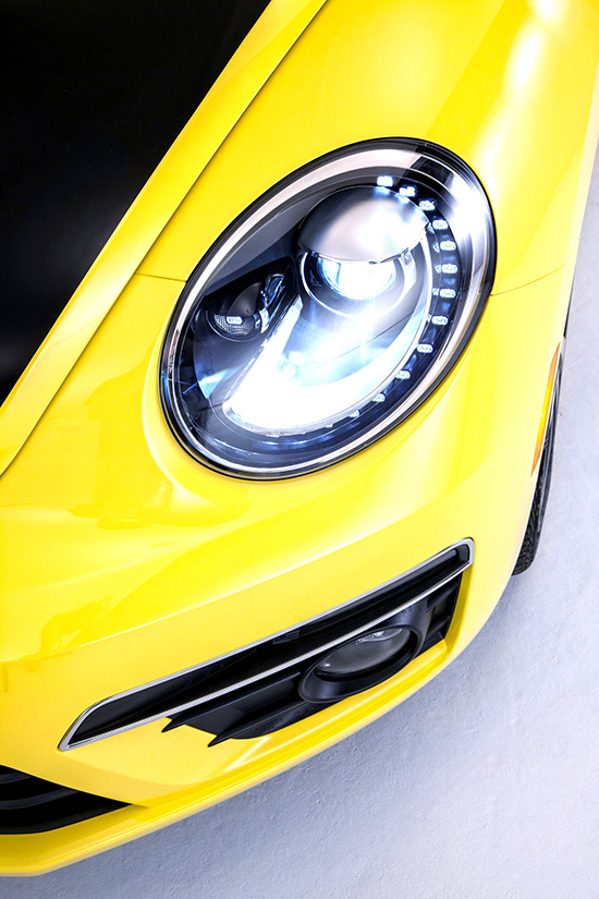 The New Beetle 2.0 GSR