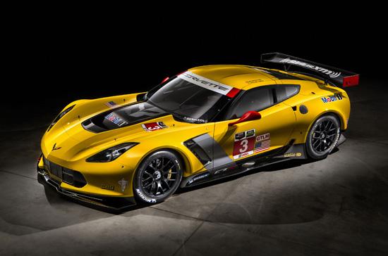 เชฟโรเลต คอร์เวทท์ Z06,Corvette Z06,Corvette C7.R