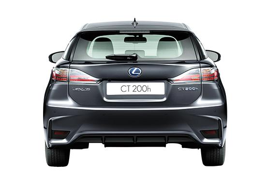 The New Lexus CT 200h,เลกซัส CT200h