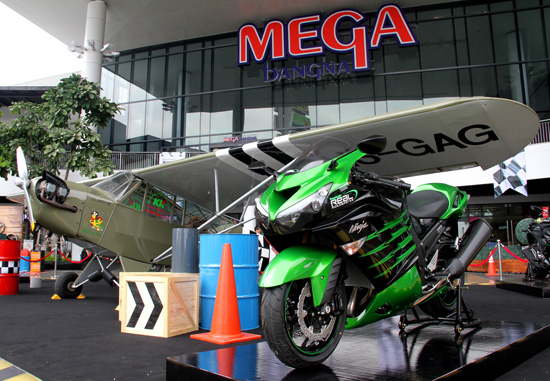 เมกาบางนา ซูเปอร์ไบค์ 2014 Megabangna Superbike 2014