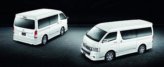Toyota Ventury  โตโยต้า เวนจูรี่ รุ่นปรับปรุงโฉมใหม่