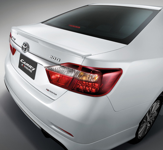 Toyota Camry 2.0G รุ่นปรับปรุงใหม่,Toyota Camry 2.5G รุ่นปรับปรุงใหม่,Toyota Camry 2.0G Extremo,โตโยต้า คัมรี,2.0G Extremo