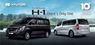 The New Hyundai H-1