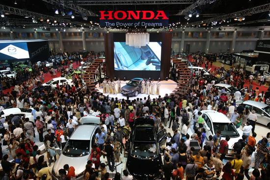 มอเตอร์โชว์ ครั้งที่ 35,มอเตอร์โชว์ 2557,Motor Show 2014,Bangkok International Motor Show 2014,บางกอก อินเตอร์เนชั่นแนล มอเตอร์โชว์ ครั้งที่ 35,กรังด์ปรีซ์กรุ๊ป