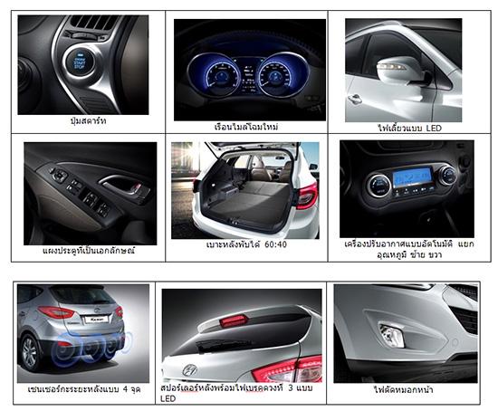 ตารางเปรียบเทียบ Tucson 2.0D 4WD รุ่นเดิม และรุ่นไมเนอร์เชนจ์,The New Hyundai Tucson 2.0D 4WD,The New Hyundai Tucson 2.0D 4WD ไมเนอร์เชนจ์,Hyundai Tucson ไมเนอร์เชนจ์,Hyundai Tucson 2014,แนะนำรถใหม่,ฮุนได ทูซอน ใหม่,Hyundai Tucson ดีเซล,ฮุนได ทูซอน ดีเซล
