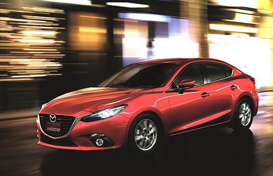 มาสด้า 3 ใหม่,Mazda3 SKYACTIV,New Mazda3 SKYACTIV,All-New Mazda3 SKYACTIV-