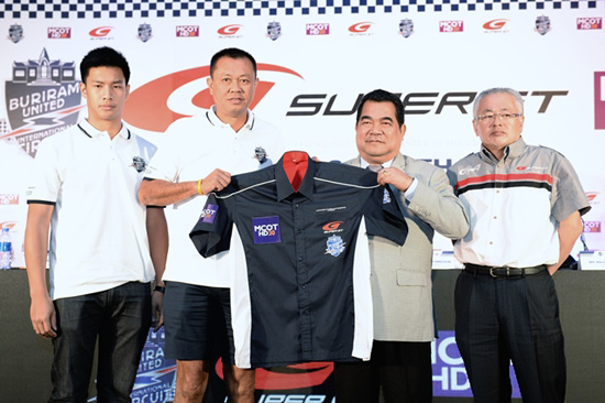 BRIC,MCOT,SUPER GT,HD 30,สนามแข่งบุรีรัมย์ ยูไนเต็ด อินเตอร์เนชั่นแนล เซอร์กิต,สนามบุรีรัมย์ ยูไนเต็ด,การแข่งขันรถยนต์ทางเรียบ SUPER GT 2014 SERIES,การแข่งขันรถยนต์ทางเรียบ,SUPER GT 2014 SERIES,เนวิน ชิดชอบ,สโมสรบุรีรัมย์ ยูไนเต็ด,SUPER GT 2014
