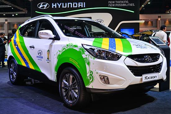 มอเตอร์โชว์ 2014,Hyundai i40,Hyundai,i40,Hyundai Grand Starex VIP ไมเนอร์เชนจ์,Hyundai Grand Starex Premium ไมเนอร์เชนจ์,Hyundai H-1 Elite,Hyundai H-1 Deluxe,Hyundai Veloster,Veloster Sport Turbo,Hyundai Tucson 2.0D 4WD,Hyundai Tucson ใหม่