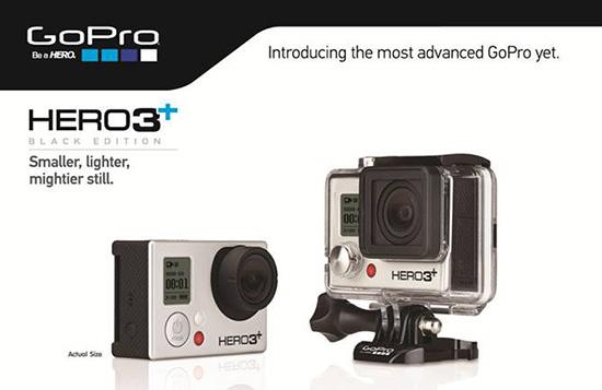 เคน บล็อค,กล้องโกโปร,Ken Block,Gopro,กล้อง Gopro,motorshow 2014