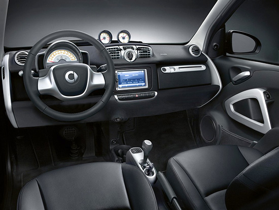 Smart ForTwo Grandstyle,Smart ForTwo รุ่นพิเศษ,Grandstyle,Smart ForTwo,เบนซ์สมาร์ท
