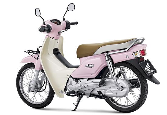 ซูเปอร์คับใหม่,New Super Cub,รถจักรยานยนต์ฮอนด้า,ฮอนด้า ซูเปอร์คับใหม่,ฮอนด้าซูเปอร์คับ,honda Super Cub