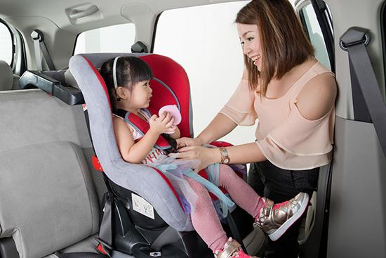 คาดเข็มขัดนิรภัย,เคล็ดลับขับขี่ปลอดภัยสำหรับคุณแม่,ขับขี่ปลอดภัย,เคล็ดลับขับขี่ปลอดภัย,การใช้รถ