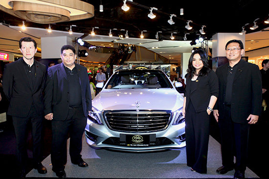The New S300 BlueTec Hybrid AMG,New S300 2014,New S300,S300 BlueTec Hybrid AMG,S300 BlueTec Hybrid,The New S-Class,ทีเอสแอล ออโต้ คอร์ปอเรชั่น,สุรีย์ภรณ์ อุดมผลวณิช,W222,รถยนต์นำเข้า,รถนำเข้า,ทีเอสแอล รถยนต์นำเข้า,ชุดแต่ง AMG Sport Package