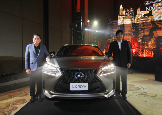 The New Lexus NX300h,Lexus NX300h 2014,Lexus NX,New Lexus NX300h 2014,เปิดตัว The New Lexus NX300h,ราคา The New Lexus NX300h,ราคา Lexus NX300h ใหม่,Lexus NX300h ใหม่,Lexus NX300h F-Sport,Lexus NX300h Premium,Lexus NX300h Luxury
