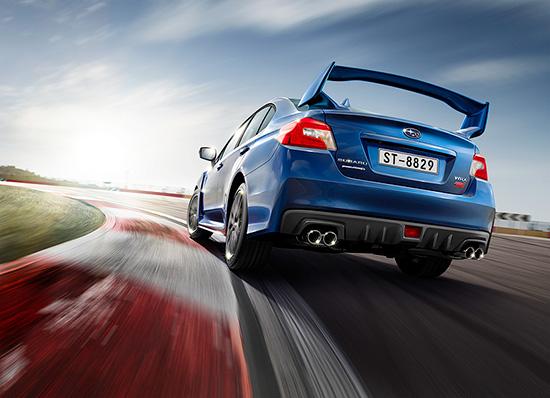 ทีซี ซูบารุ,All-New WRX STI,Subaru WRX STI,all-new Subaru WRX STI,Bangkok International Grand Motor Sale 2014,