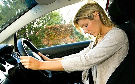หลับใน,ขับรถหลับใน,เซ็นเซอร์ตรวจจับคนหลับใน,ระบบตรวจจับคนขับรถหลับใน,อาการง่วงขณะขับรถ,อาการหลับใน