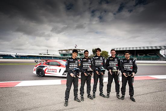นิสสัน จีที อคาเดมี ประเทศไทย,Nissan GT Academy International Race Camp,นิสสัน จีที อคาเดมี,จีที อคาเดมี,สนามซิลเวอร์สโตน,Nissan GT-R,Nissan 370Z,Nisan Juke NISMO,GT Academy International Race Camp,Nissan GT Academy