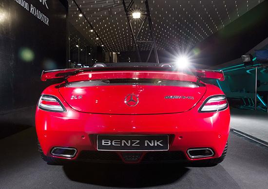 เบนซ์ เอ็น.เค.,BenzNKautoimport,Benz NK,SLS GT Final Edition Roadster,BenzNK_Revolution,Benz SLS AMG,Mercedes-Benz SLS AMG GT Final Edition,พิตินันทน์ กฤษดาธานนท์,รถนำเข้า,รถยนต์นำเข้า,รถเบนซ์นำเข้า,เบนซ์ NK